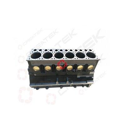 Блок цилиндров двигателя (под длинную крышку) ЕВРО-2 Howo, Shaanxi, Foton