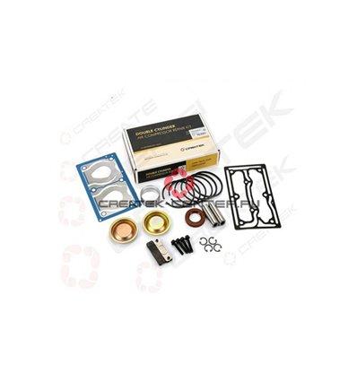 Ремкомплект компрессора 2-цилиндрового CREATEK VG1560130080-XLB-CK
