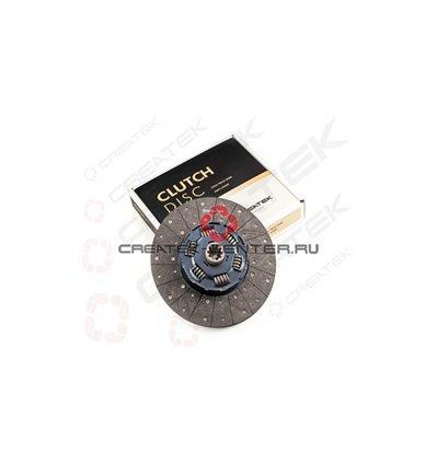 Диск сцепления ведомый CREATEK 430 мм (шлицевая D52,5) (высокий 6 пружин) 9114160020-CK