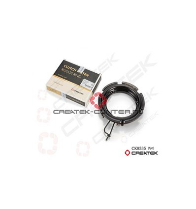Кольцо упорное корзины сцепления d-430mm 6 стопоров CREATEK 9725160065-CK
