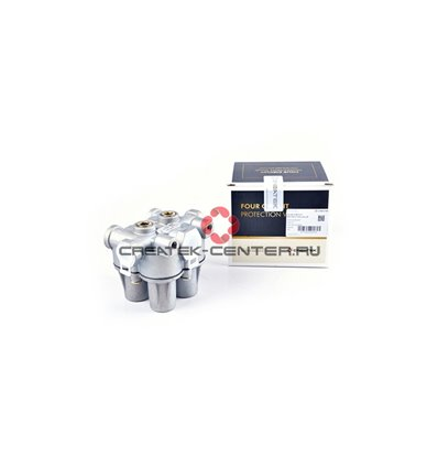 Клапан защитный тормозной 4-х контурный F2000 CREATEK AZ9100360067-CK