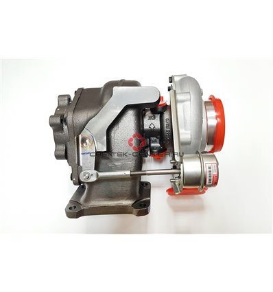 Турбокомпрессор (турбина) WP10 Shaanxi-Shacman Euro 4 61260111012 Holset
