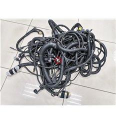 Бортовая электропроводка (коса) шасси для Faw CA4250 2012