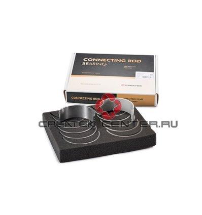 Вкладыш шатунный  (комплект VG1560030033 и VG1560030034) WD615/WP10 HOWO SHAANXI