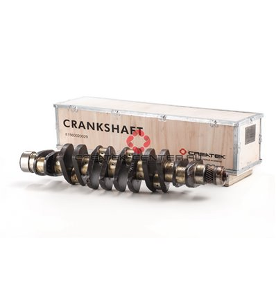 Коленвал Shaanxi WD618 420HP Createk