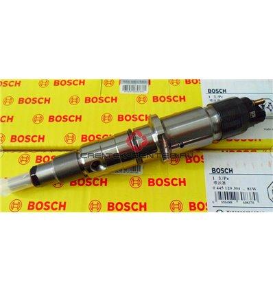 Форсунка 5272937, 0445120304 BOSCH для Cummins ISLe 340-30 и ISLe 375-30, ISC, QSC 8.3 оригинал
