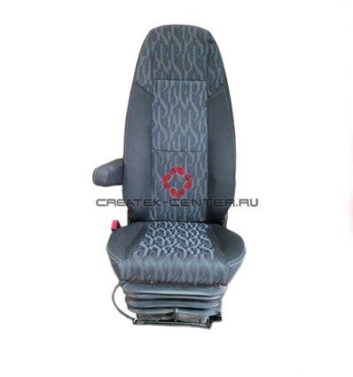 Сиденье водительское (пневмосиденье) для Shaanxi-Shacman DZ13241510091 оригинал