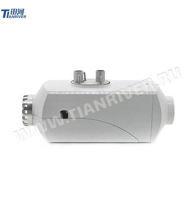 Отопитель воздушный Tianriver 12 В, мощность 3 кВт, алюминий, белый