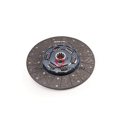 Диск сцепления ведомый 430 мм шлицевая D 52,5 высокий 6 пружин HOWO 9114160020