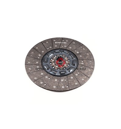 Ведомый диск в сборе (диск сцепления) d-430 Shaanxi Createk