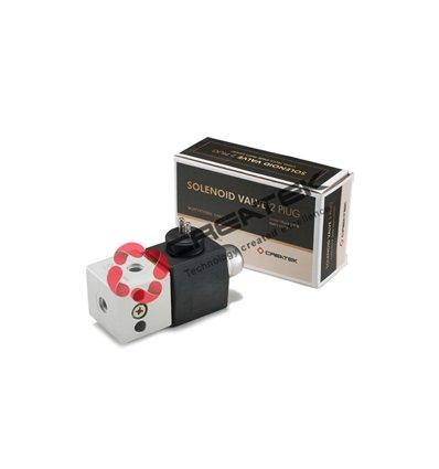 Клапан электромагнитный  2 plug Howo Createk
