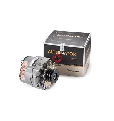 Генератор 55A 1500W (E-3, ручейковый шкив)
