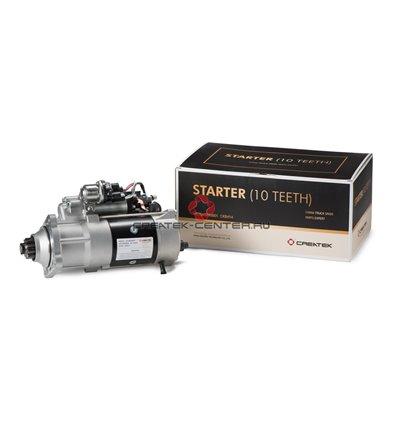 Стартер 10 зубьев HOWO VG1560090001 CK